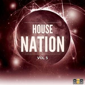 House Nation, Vol. 5 Albumcover