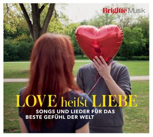 Brigitte - Love heißt Liebe Albumcover