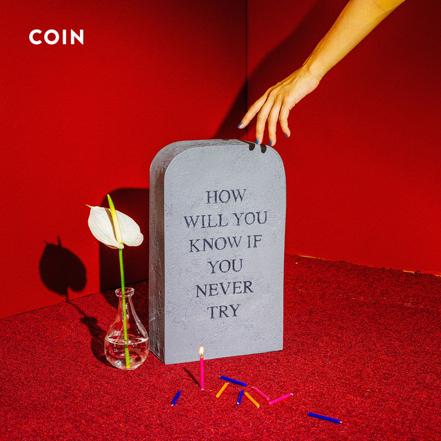 COIN - Talk Too Much image cover