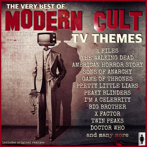 The Very Best Of Modern Cult TV Themes Albumcover