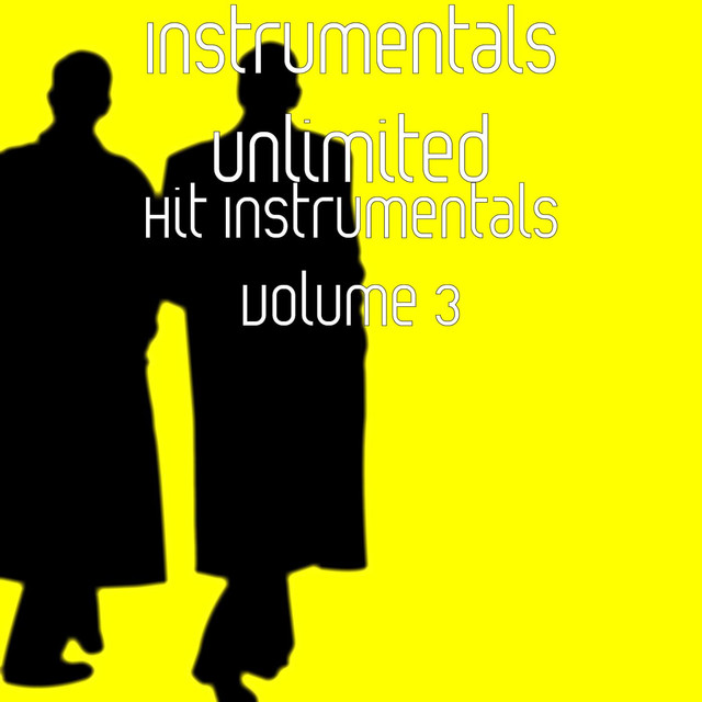 Album cover for Hit Instrumentals Volume 3 by Instrumentals Unlimited