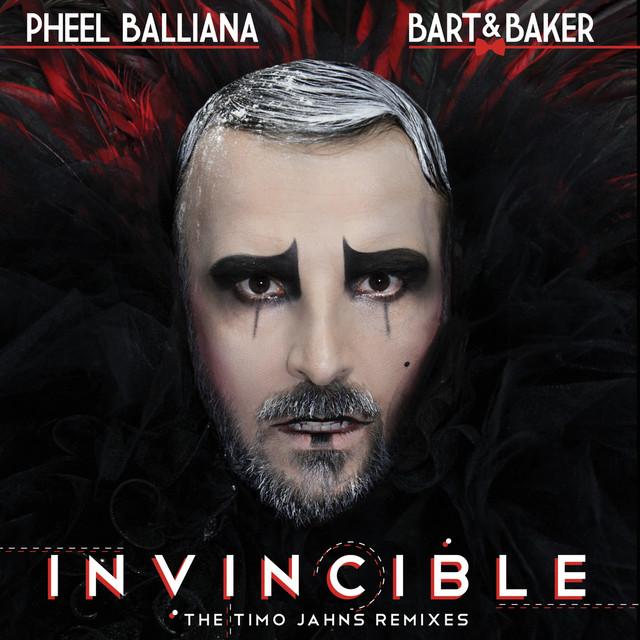 Invincible (feat. Pheel Balliana) - EP