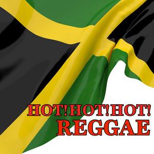 Hot! Hot! Hot! Reggae Albumcover