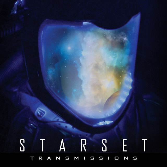 Album cover for Transmissions (Deluxe Version) by Starset