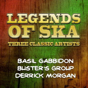 Legends of Ska - Three Classic Artists album