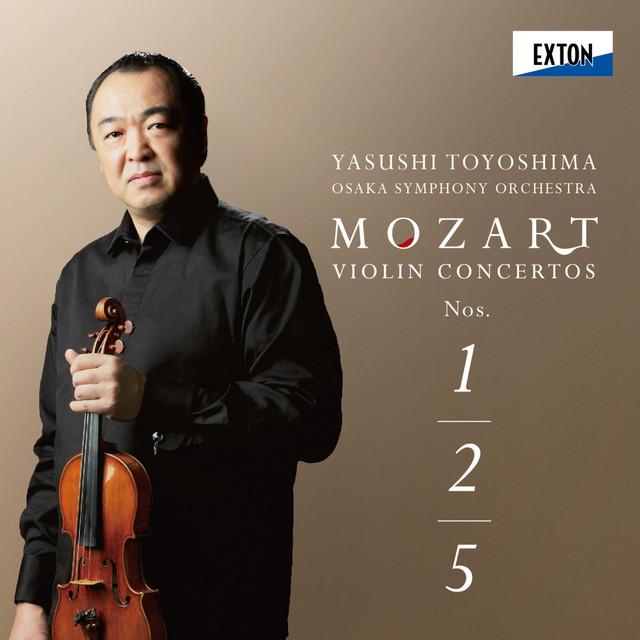 Mozart: Violin Concerto No. 1, No. 2 & No. 5