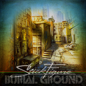 Burial Ground - Stick Figure