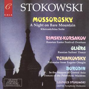 Stokowski Spectacular album