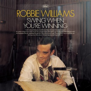 Swing When You're Winning Albumcover