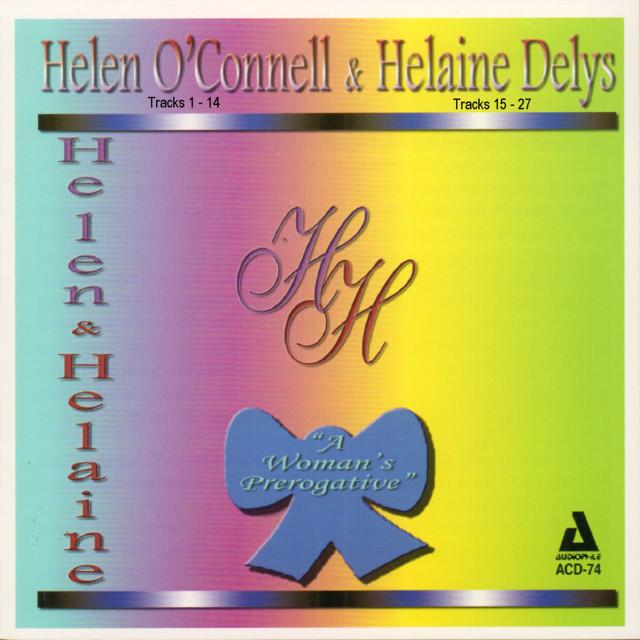 Helen O'Connell, Helaine Delys A Woman's Prerogative album cover