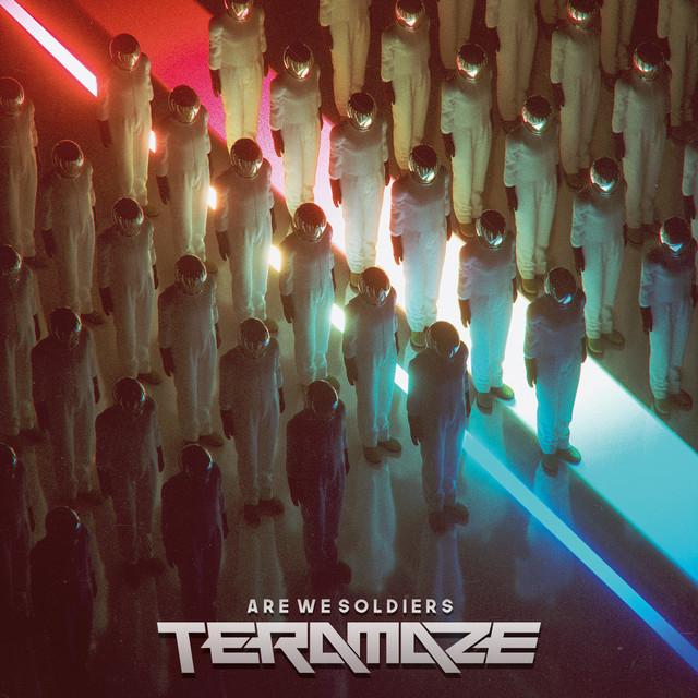 Skivomslag för Teramaze: Are We Soldiers