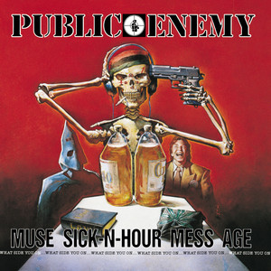 Muse Sick-N-Hour Mess Age Albumcover