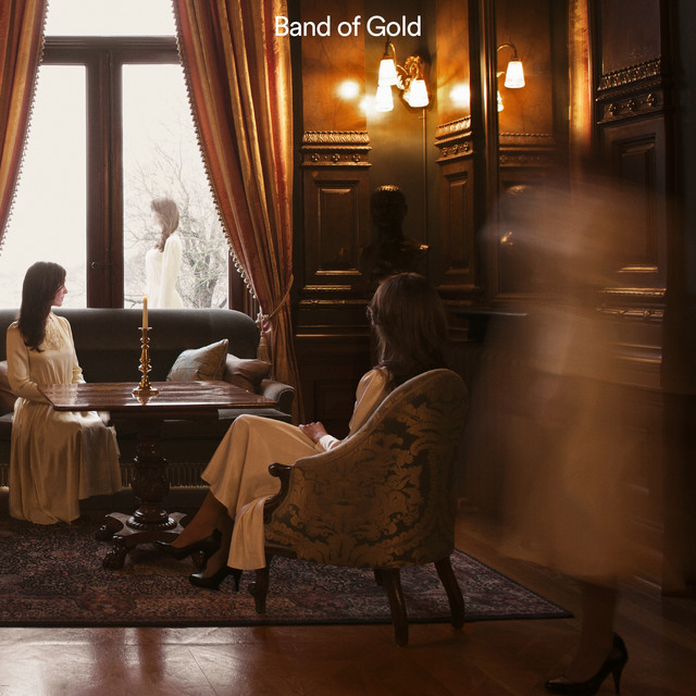Album cover for Band of Gold by Band of Gold