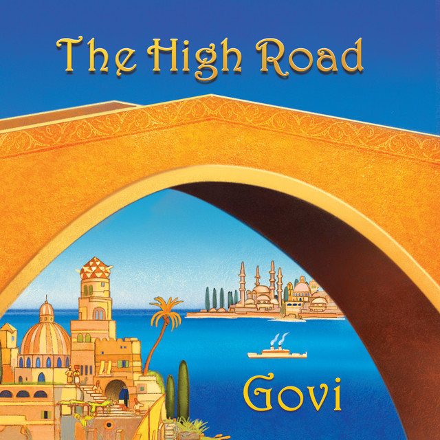 The High Road Albumcover