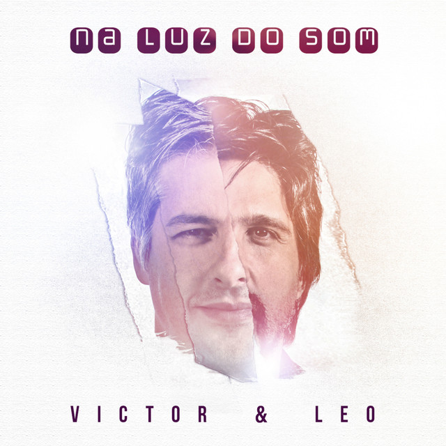Album cover for Na Luz do Som by Victor & Leo