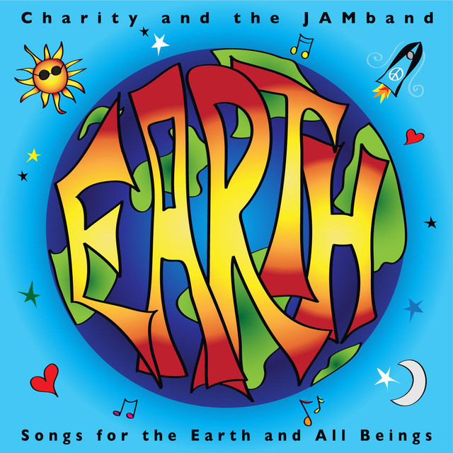 Charity and the Jamband - Wednesday 5:00 pm PDT