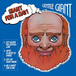 Giant for a Day album