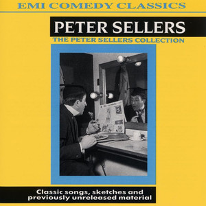 The Peter Sellers Collection album