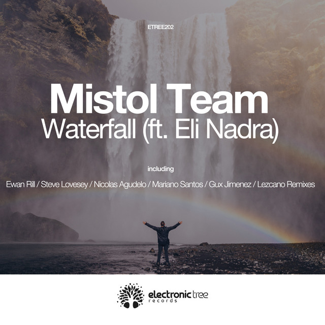 Waterfall - Lezcano Remix, a song by Lezcano, Eli Nadra