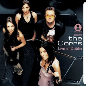 VH1 Presents The Corrs Live In Dublin Albumcover