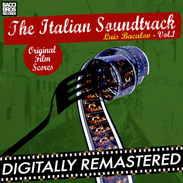 The Italian Soundtrack Vol. 1 - Luis Bacalov (Original Film Scores)