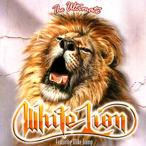 The Ultimate White Lion Albumcover