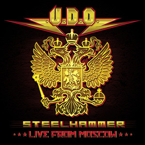 Steelhammer - Live From Moscow album