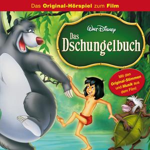 Das Dschungelbuch (Das Original-Hörspiel zum Film) Audiobook