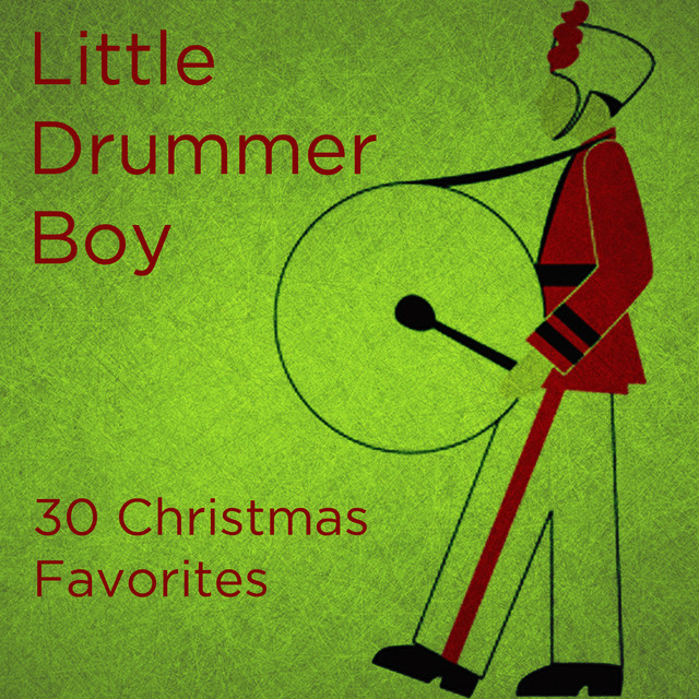 Little Drummer Boy: 30 Christmas Favorites by Harry Simeone