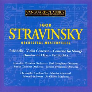 Stravinsky: Orchestral Masterpieces album