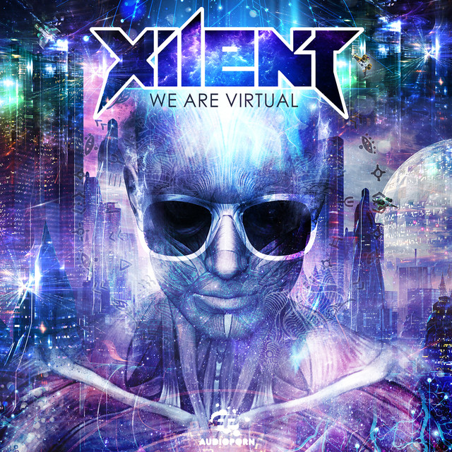 Xilent We Are Virtual album cover