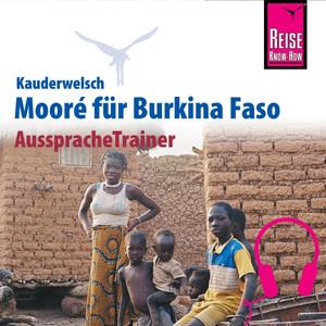 Reise Know-How Kauderwelsch AusspracheTrainer Mooré für Burkina Faso