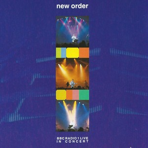 In Concert 1987 Albumcover