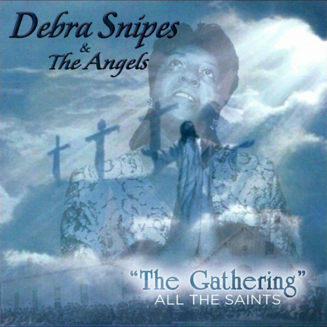 Album cover for The Gathering by Debra Snipes