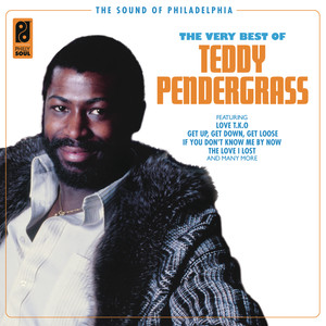 Teddy Pendergrass - The Very Best Of album