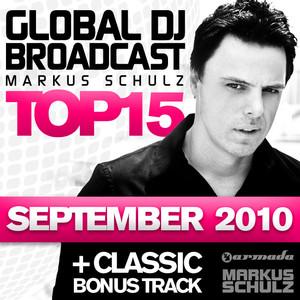 Global DJ Broadcast Top 15 - September 2010 album