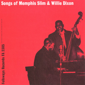 Songs of Memphis Slim & Willie Dixon album