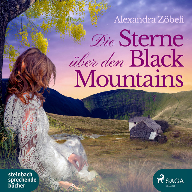 Album cover for Die Sterne über den Black Mountains by Alexandra Zöbeli