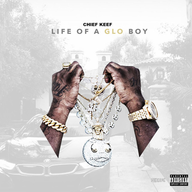 Life Of A GLO Boy Albumcover