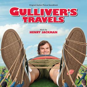Gulliver's Travels Albumcover