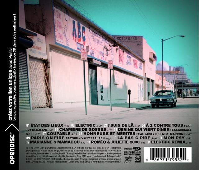 Passi Évolution album cover