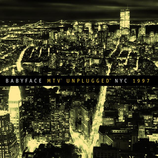 Babyface Unplugged NYC 1997