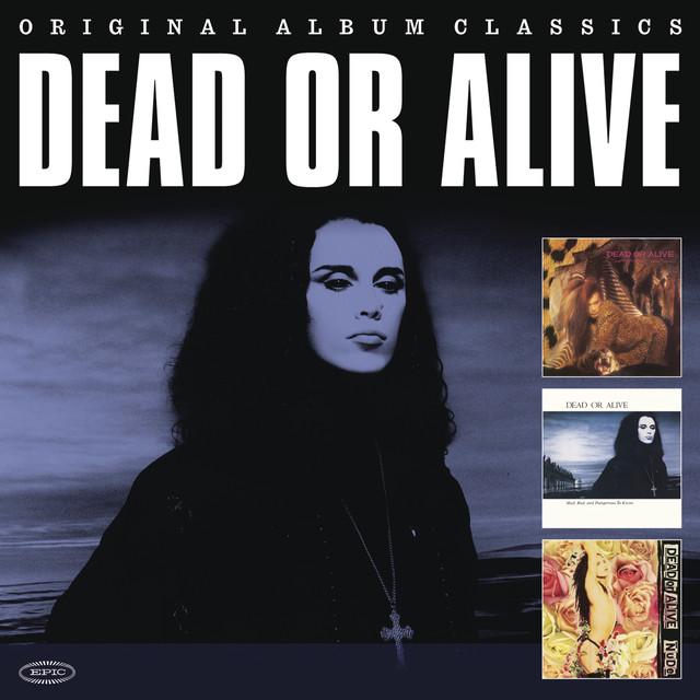 Dead or Alive Original Album Classics album cover