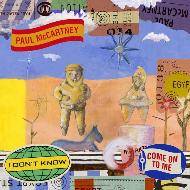 Paul McCartney - I Don't Know [Pop] (2018)
