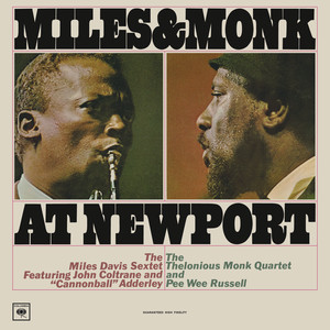 Miles and Monk at Newport (Live) album