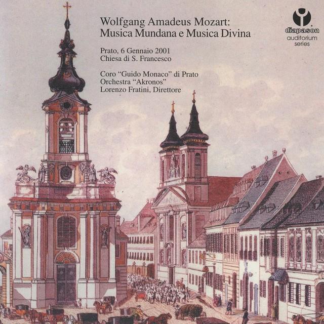 Mozart: Musica Mundana e Musica Divina Albumcover