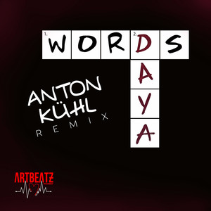 Words (Anton Kuhl Remix) Albümü