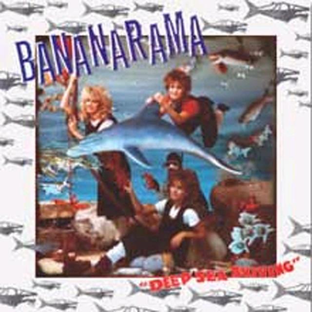 Bananarama Deep Sea Skiving album cover