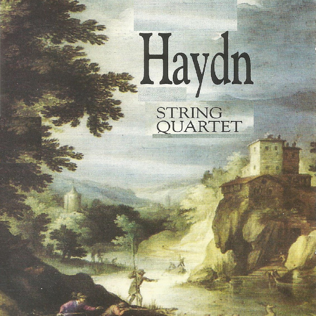 Haydn - String Quartet Albumcover