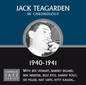 Complete Jazz Series 1940 - 1941 album